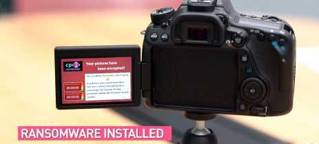 Até câmeras DSLR são vulneráveis ao vírus ransonware
