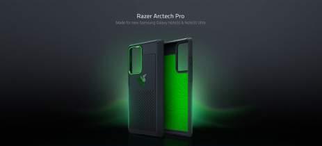 Razer lança capa Arctech Pro para o Galaxy Note 20 e Galaxy Note 20 Ultra