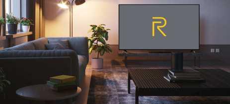 TV da chinesa Realme com tela QLED de 55 polegadas deve ser lançada em breve