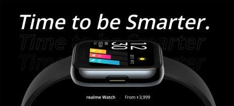 Relógio inteligente Realme Watch começa a ser vendido hoje por US$ 55
