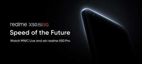 Realme X50 Pro 5G vai usar tecnologia SuperDart de carregamento rápido de 65W