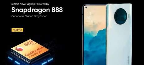 Realme Race pode chegar com Snapdragon 888, 4 câmeras e bateria de 4500mAh