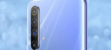 Realme X50 terá bateria com mais de dois dias de duração