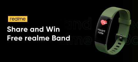 Realme Band terá conexão USB-A, proteção IP68 e sensor de batimentos cardíacos