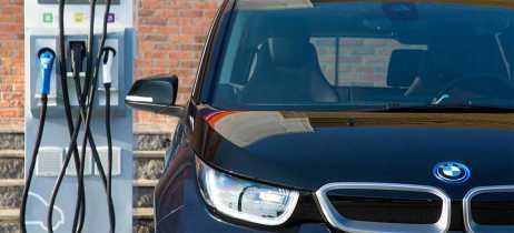 Rodovia entre São Paulo e Rio recebe postos de recarga para carros elétricos