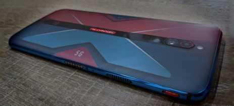 Nubia detalha resfriamento ativo com ventoinha do Red Magic 5G