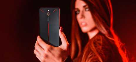 ZTE apresenta o smartphone gamer Nubia Red Magic, com Snapdragon 835