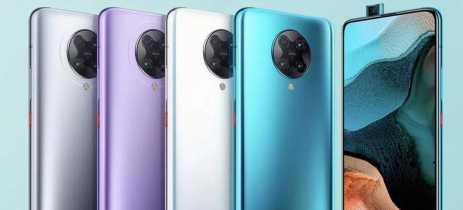 Xiaomi Mi Note 10 Lite e Poco F2 deverão ser lançados já em maio