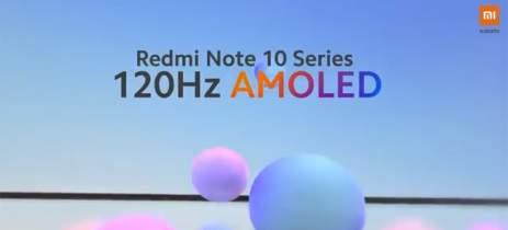 Redmi Note 10 tem tela Super AMOLED de 120Hz, segundo a própria Xiaomi