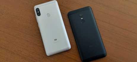 Xiaomi lança os smartphones Redmi Note 5 e Note 5 Pro