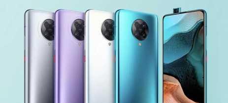 Redmi K30 Pro chega com Snapdragon 865 e versão Zoom com teleobjetiva