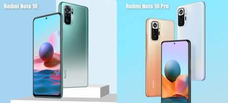 Redmi Norte 10 e Redmi Note 10 Pro à venda