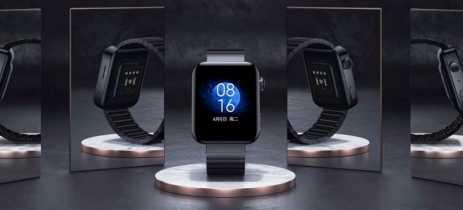 Xiaomi Mi Watch: smartwatch é apresentado como