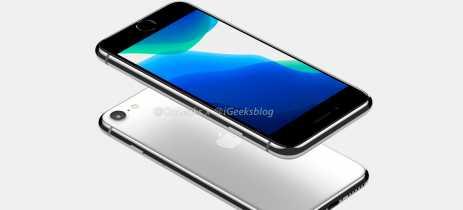 iPhone SE 2 - o celular baratinho da Apple tem novos vazamentos