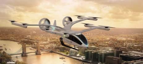 Embraer anuncia venda de 200 aeronaves eVTOL da sua subsidiária Eve