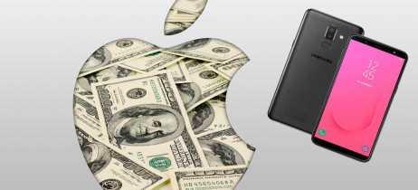 O polêmico Galaxy J8 e Apple rompendo a barreira do trilhão mas caindo pra segundo lugar no resumo da semana!