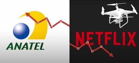 Resumo da Semana: Anatel cobrando de suas importações e Netflix ficando mais barato