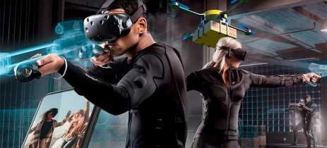 Resumo Conectado: Roupa VR, drones entregadores em Campinas e rumores do Moto G8