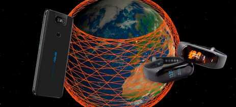 Resumo Conectado: Anúncio do Zenfone 6, imagens da Mi Band 4 e satélites Starlink