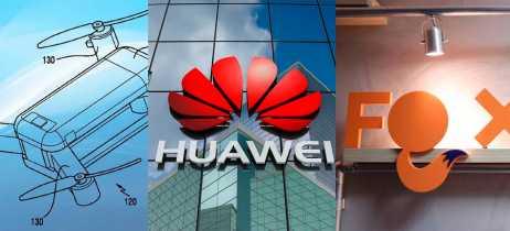 Resumo da Semana: Recorde de vendas da Huawei e drone da Samsung