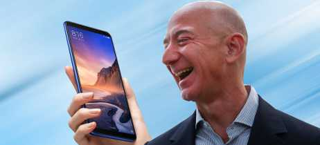 Um CEO da Amazon muito rico, um Xiaomi muito grande e mais no nosso resumo da semana!