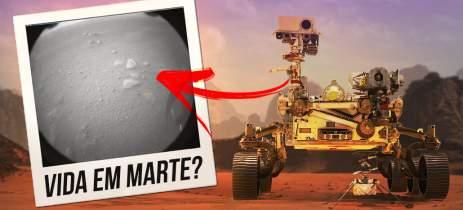 POR QUE estão falando TANTO do ROBÔ da NASA (PERSEVERANCE) em MARTE?