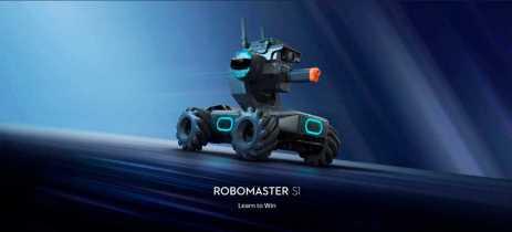 DJI promete ensinar o básico de programação com o Robomaster S1