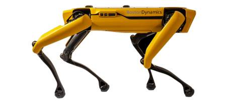 Robô cachorro Spot da Boston Dynamics está à venda por US$ 74 mil