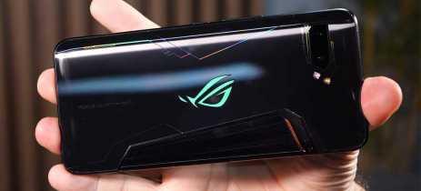 Unboxing e impressões do celular gamer da Asus, o ROG Phone II
