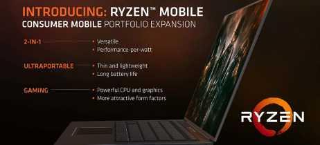 Novas APUs da AMD devem chegar em breve com alto desempenho para notebooks