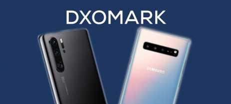 Galaxy S10 5G empata com Huawei P30 Pro com as melhores câmeras do Dxomark