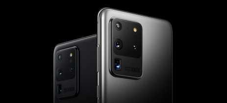 Samsung disponibiliza mais uma atualização para a linha de celulares Galaxy S20