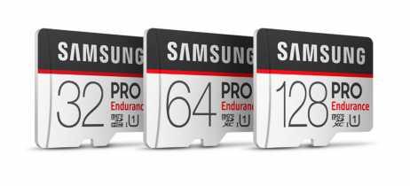 Samsung anuncia os cartões de memória Pro Endurance, com foco na durabilidade