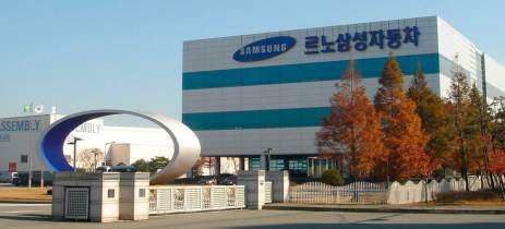 Samsung recebe certificado de