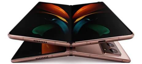Samsung está enviando os Galaxy Z Fold 3 e Z Flip 3 para as operadoras