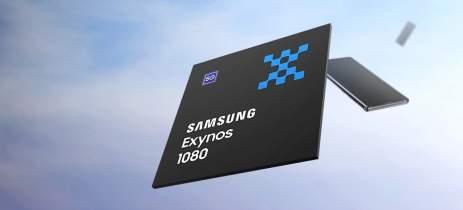 Samsung divulga vídeo destacando seu novo chip Exynos 1080 produzido em 5nm