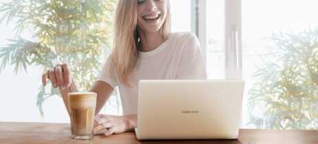 Samsung Flash é o novo notebook da empresa com foco no design e estilo retrô