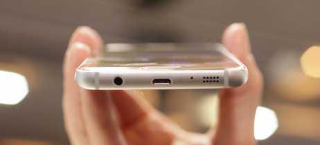Samsung Galaxy A8s pode chegar sem conexão de áudio 3,5mm [Rumor]