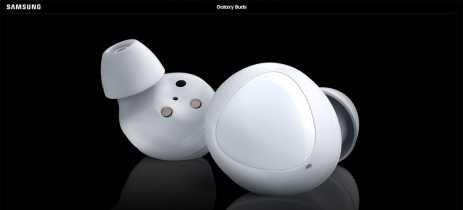 Nova versão dos fones Samsung Galaxy Buds pode ter bateria com mais capacidade