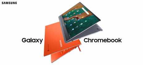 Samsung Galaxy Chromebook com tela AMOLED e resolução 4K já está disponível
