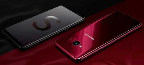 Samsung lança o Galaxy S Light Luxury, com design similar ao S8