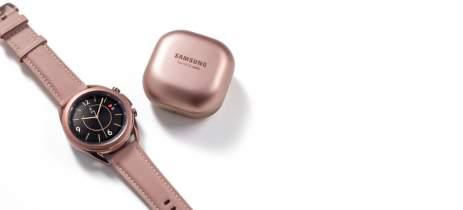 Galaxy Watch3 e Galaxy Buds Live chegam ao Brasil a partir de R$ 2.799 e R$1.299