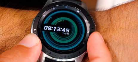 Análise em vídeo do Samsung Galaxy Watch - design clássico e muitos recursos modernos