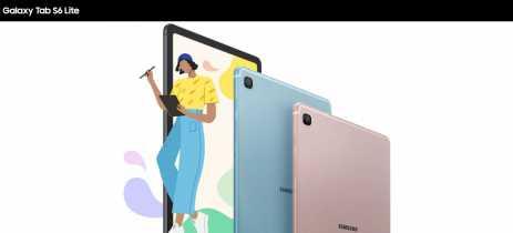 Samsung Galaxy Tab S6 Lite tem tela de 10.4 polegadas e bateria de 7.040mAh