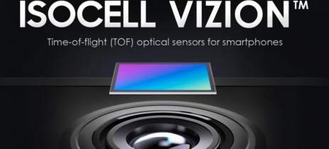 Samsung estaria desenvolvendo ISOCELL Vizion, seu próprio sensor 3D ToF