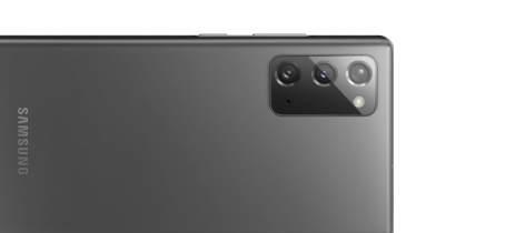 Samsung Galaxy Note 20 vaza com tela de 60Hz, traseira de plástico e sem slot microSD