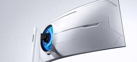 CES 2020: Samsung apresenta monitores Odyssey G9 e Odyssey G7