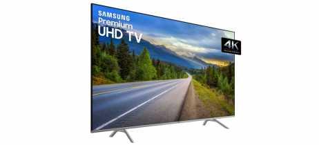 Samsung anuncia novas TVs 4K com Bixby para o mercado brasileiro