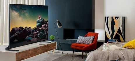 Samsung faz parceria com MediaTek e anuncia primeira TV 8K compatível com Wi-Fi 6