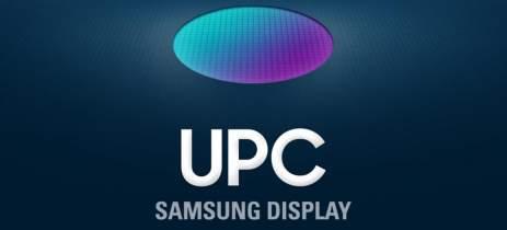 Samsung registra patente de câmera sob a tela para smartphones e Smart TV